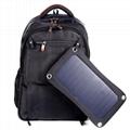 SUTUNG Black Solar Backpack 4