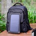 SUTUNG Black Solar Backpack 5