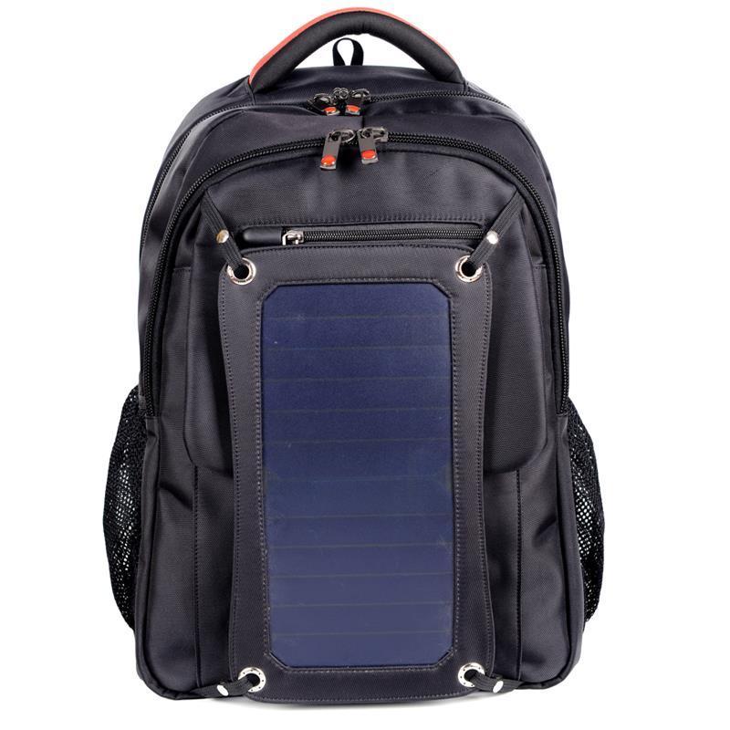SUTUNG Black Solar Backpack 2