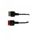 SUTUNG 15cm Solar Charge Cable