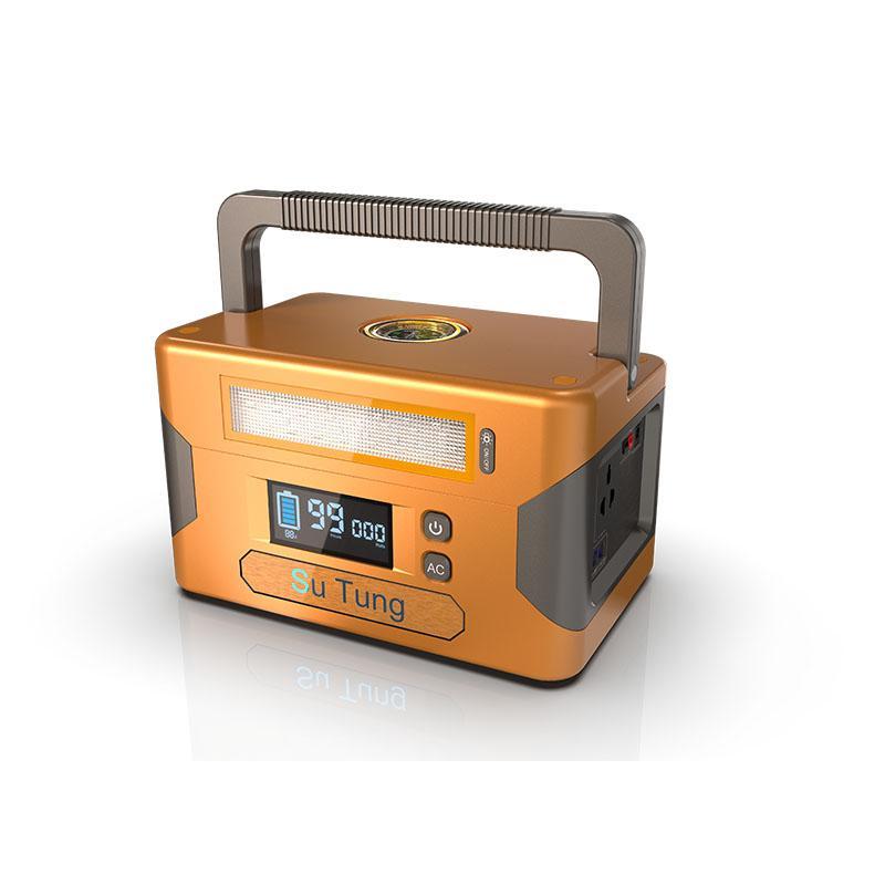 SUTUNG 500W Off-Grid Solar Generator 1
