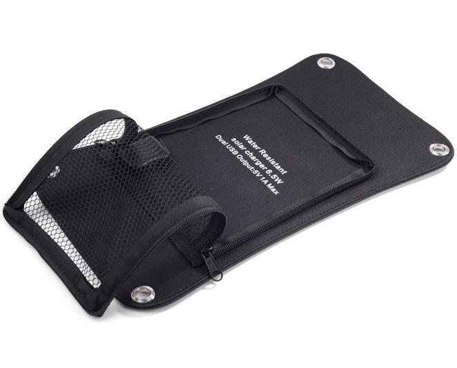 SUTUNG 6.5W Portable Solar Panel 1