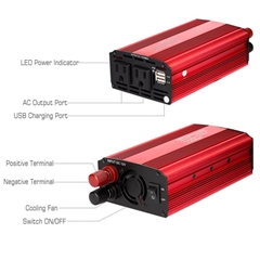 500w Power Inverter