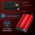 SUTUNG 500w Power Inverter 7