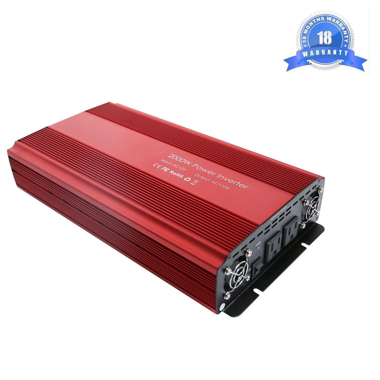 SUTUNG 2000w Power Inverter 1