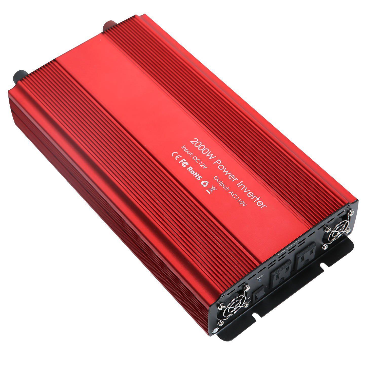 SUTUNG 2000w Power Inverter 5