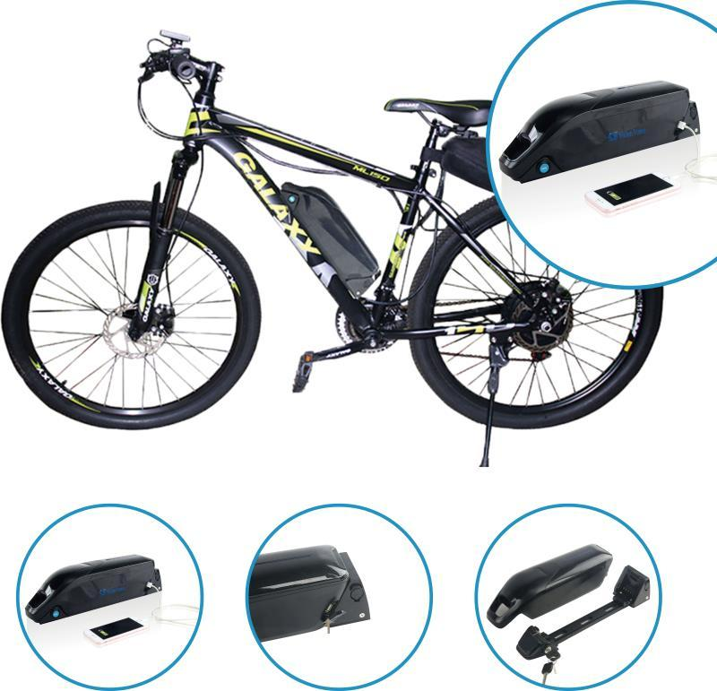 SUTUNG E-bike lithium battery 1