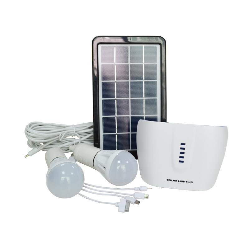 SUTUNG 7.4V 2200mAH Mobile Solar Station 1