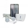 SUTUNG 7.4V 2200mAH Mobile Solar Station