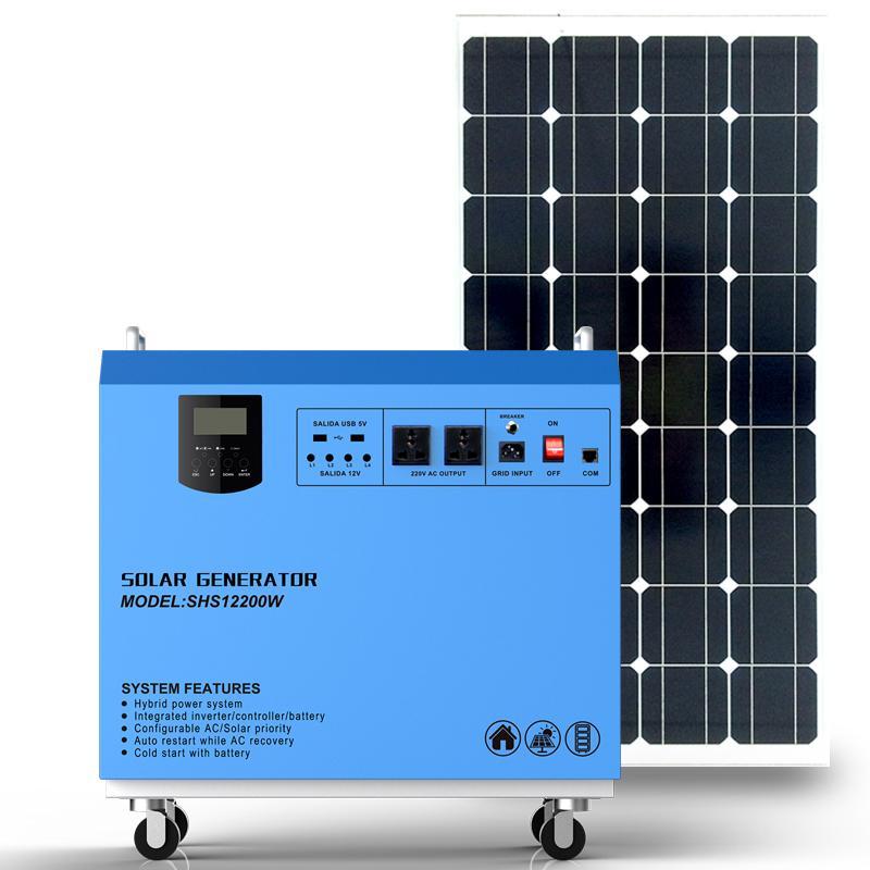 SUTUNG 1600W Solar Generator 1