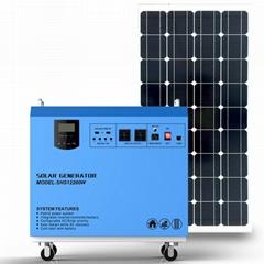 SUTUNG 1600W Solar Generator