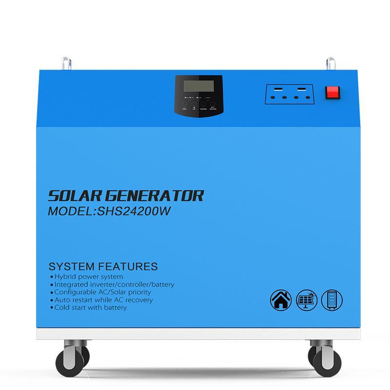SUTUNG 1600W Solar Generator 3