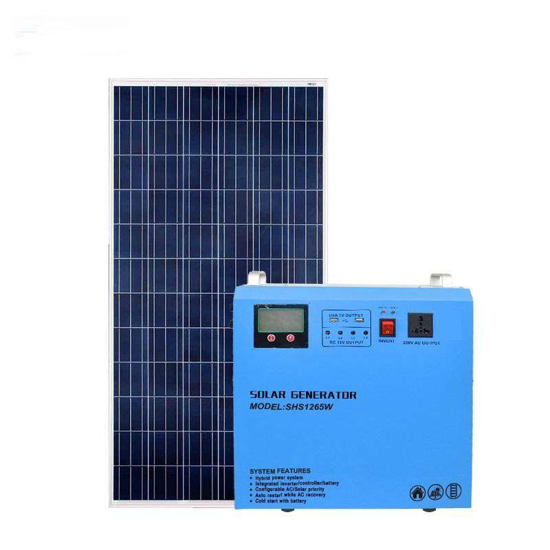 SUTUNG 800W Solar Generator