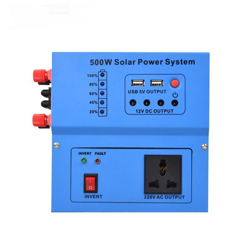SUTUNG 500W Solar Generator 1