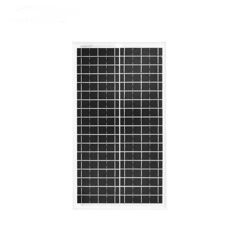 SUTUNG 30W Monocrystal Solar Panel 1