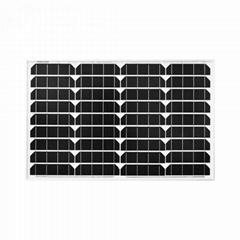 SUTUNG 40W Monocrystal Solar Panel