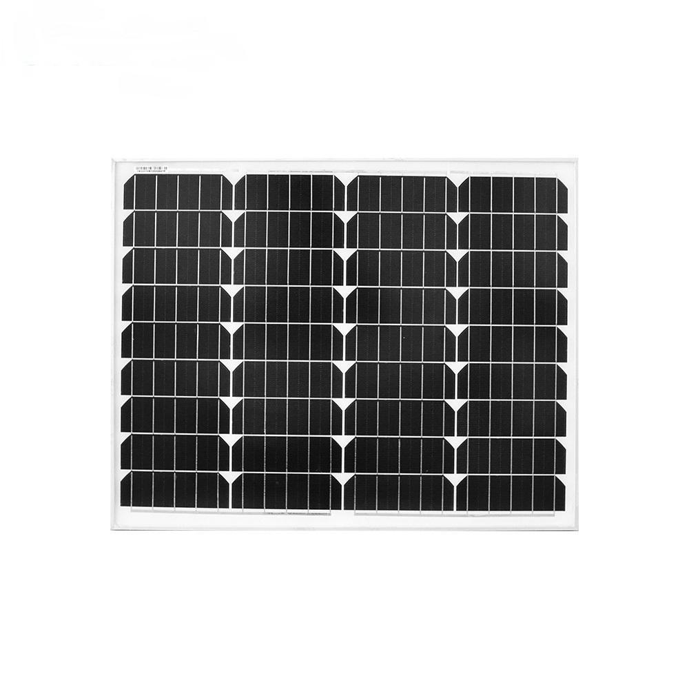 SUTUNG 50W Monocrystal Solar Panel 1