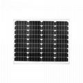 SUTUNG 50W Monocrystal Solar Panel