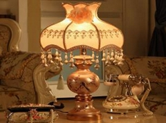 European Table lamp