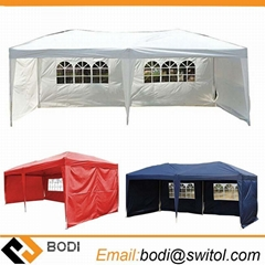 Factory Sale Easy Pop up Outdoor Party Wedding Large 10X20 Feet Canopy Tent
