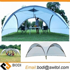 Lightspeed Outdoors Quick Canopy Instant Pop up Gazebo Shade Tent