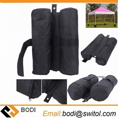 Portable Leg Weights Canopy Sand Bag for Outdoor Camping Pop up Canopy Tent