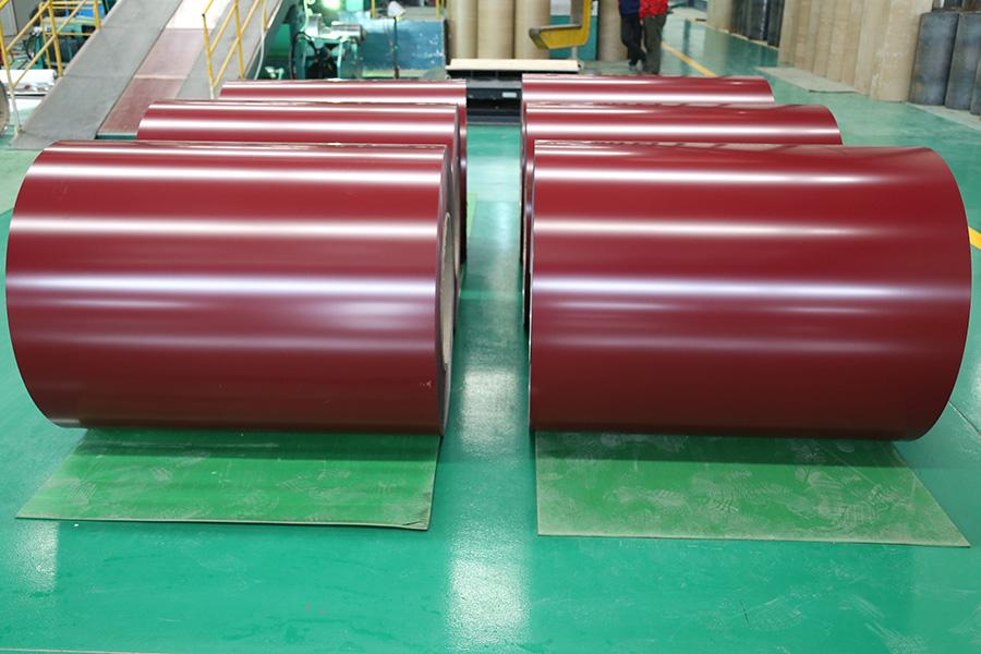 ppgi coils,prepainted steel coil 4