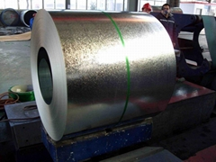 prime high quality GI galvanzied steel coil