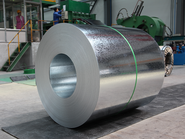 prime high quality GI galvanzied steel coil 4