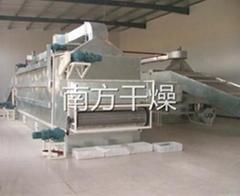 DW單層帶式乾燥機