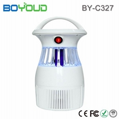 Boyoud indoor uv light electric moth trap mosquito killer fan