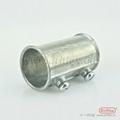 锌铝合金管接头双螺钉式固定连接