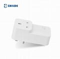 UK Mini Power Socket Wifi Smart Outlet