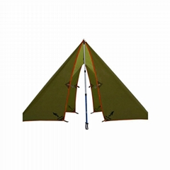 4 Seasons Multifunctional Sun Shelter Outdoor Camping Hiking Tent Waterproof