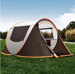 Automatic Outdoor Tent Rain Proof Quick-Opening Tent Camping Hiking Outdoor Tent