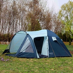 KingCamp Outdoor Tent Family Group Camping 5Person 3 Season Double Layer tents