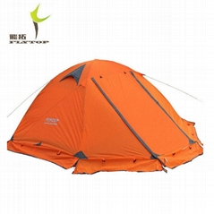 Outdoor Camping Tent Rest Travel Windproof Waterproof Professional Tourist Tent