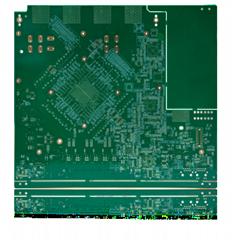 High Asepect Ratio Multi-Lamination PCB For Telecom