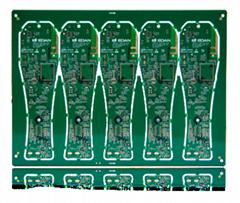 High Reliability PCB Design For Doppler Test Machine