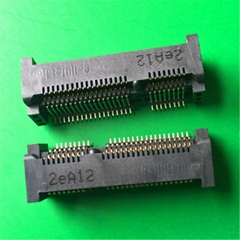 深圳连接器厂家提供MINI PCI接口标准,MINIPCI电脑连接器