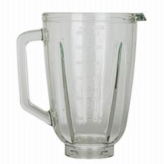 6859 Household facilities home juicer 1.5L blender glass jar
