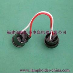 E27 weatherproof lampholder cs336