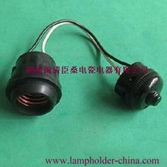 E27 waterproof lampholder cs333