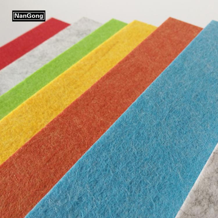 3mm - 5mm thick 100% Merino Wool Felt Fabric Cheap Price Stock Fabric 3