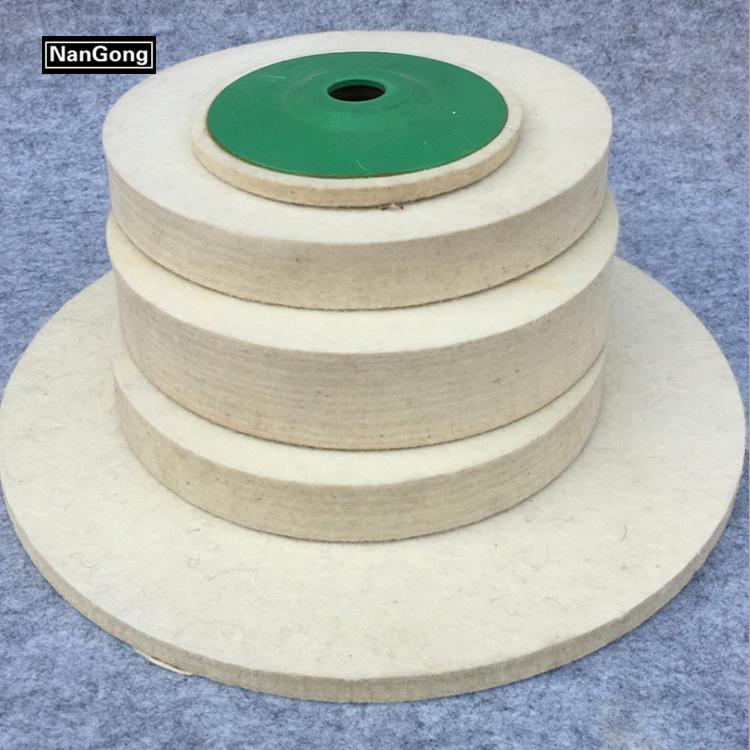 felt polishing wheel  2