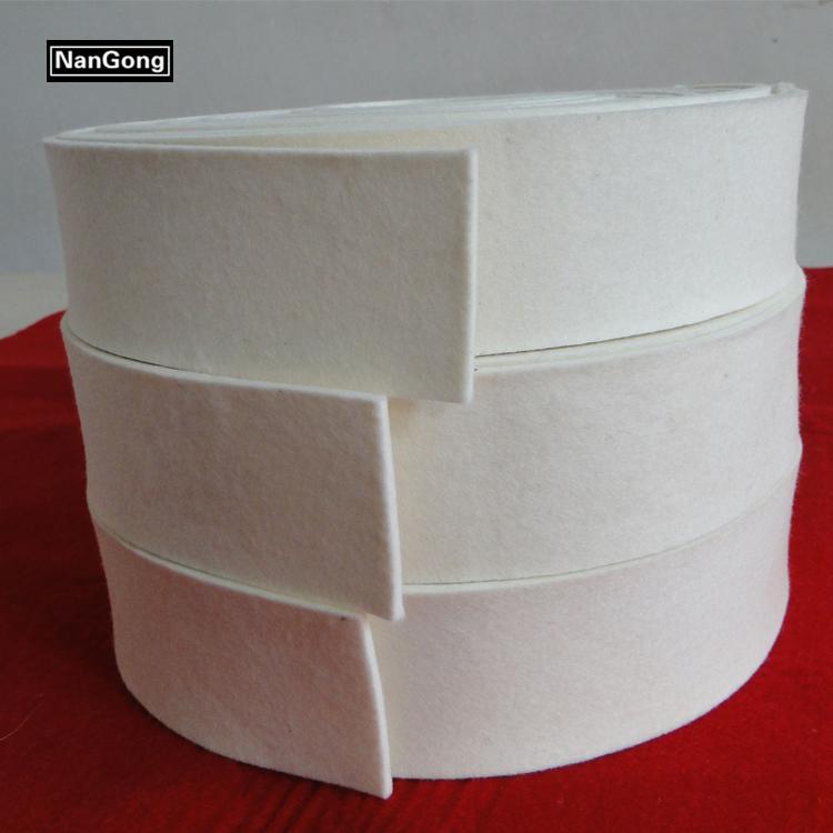 100% nature menrio  wool felt manufacture 4