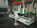 Jinan factory supply Automatic Woodworking CNC Router PTP Machine With CE