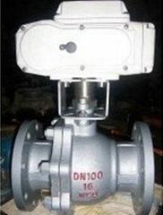 电动法兰球阀Q941F-16C