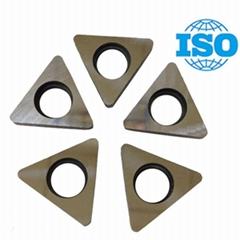 Tungsten carbide shims carbide inserts