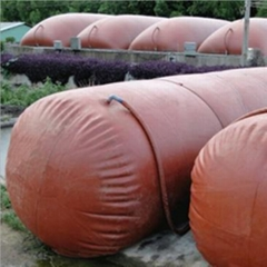 China Modern design biogas storage bag